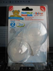 NeilMed NasaBulb for babies